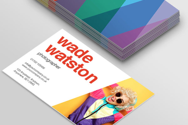 business card tips