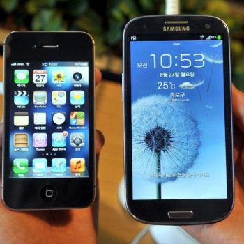 Apple and Samsung fined