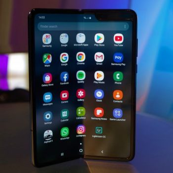 Samsung Galaxy Fold; It's Review Time!