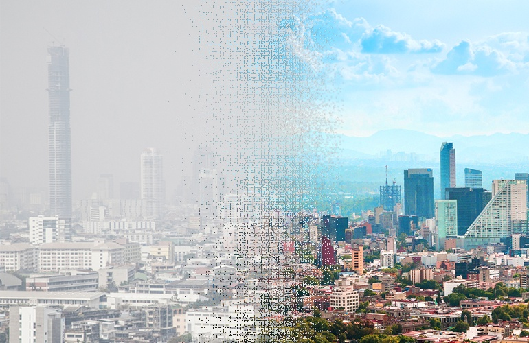 IoT Solutions Fighting Pollution