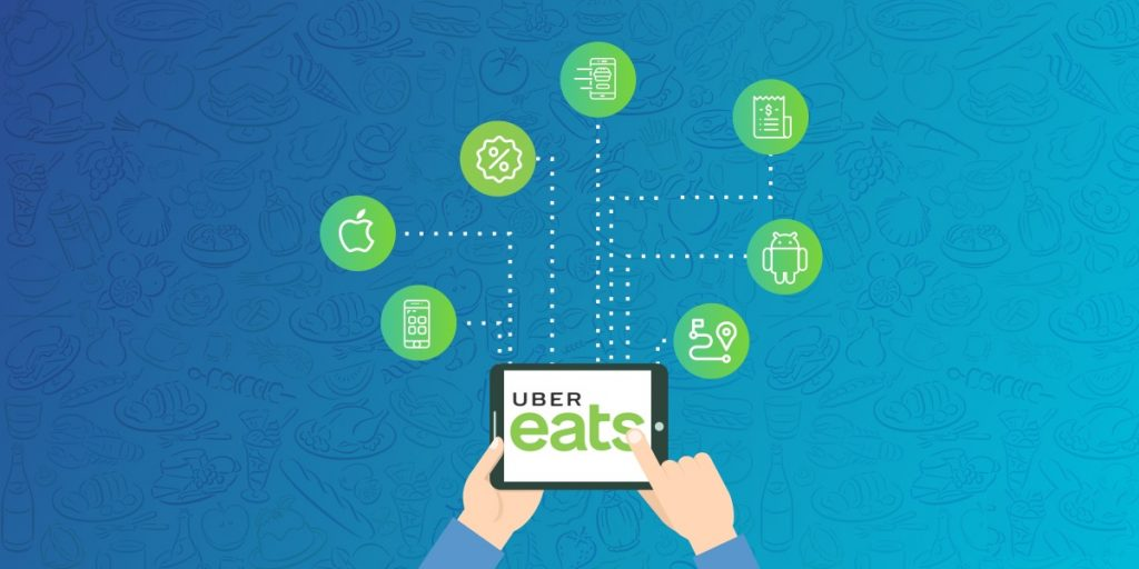 UberEats; Now You No Longer Have to Wait for Food!