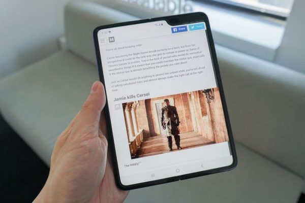 Samsung Galaxy Fold; Here is The New Launch Date (Again!)