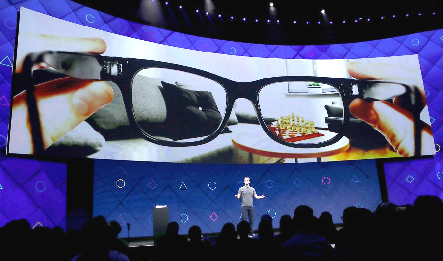 Augmented Reality Glasses; Facebook's New Research Decodes Words in Human Brain