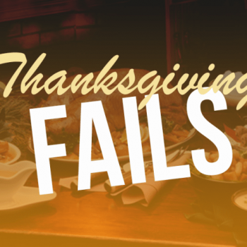 #Thanksgivingfails; Thanksgiving in all Hilarious Ways