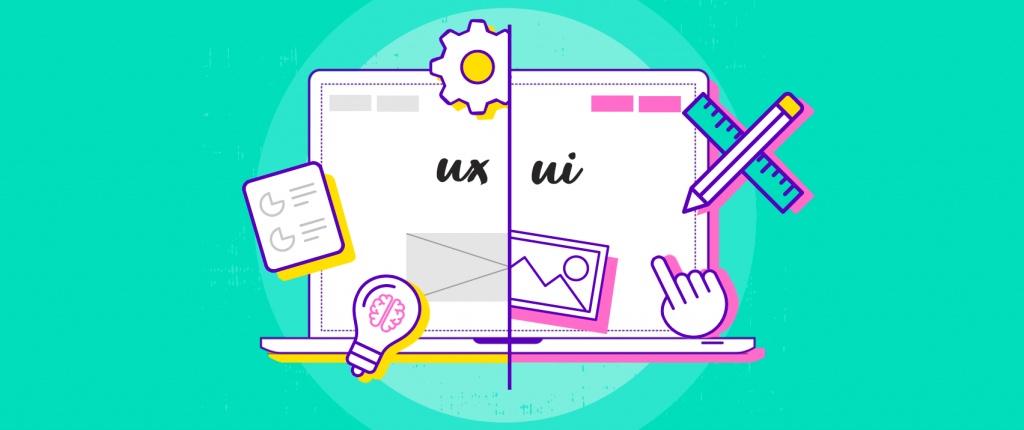 Consider the differences between UX and UI in 2020