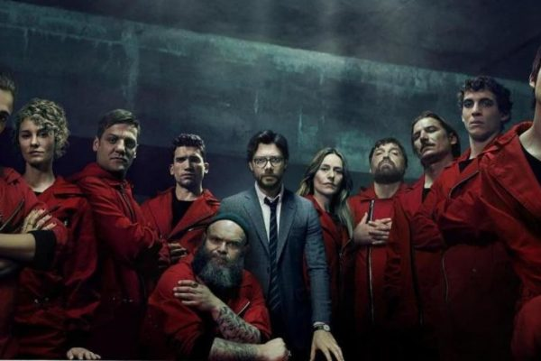 Bingo! Money Heist Season 4 Release Date Announced