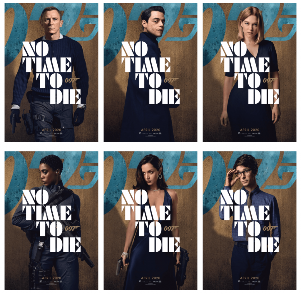 """No Time to Die Now"" Releasing Soon in Cinemas"